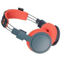 Urbanears Hellas Grey-Red