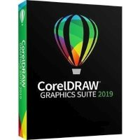 Corel CorelDRAW Graphics Suite 2019 CDGS2019RUDP