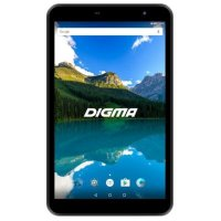 Планшет Digma Optima 8019N 4G Black