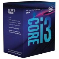Процессор Intel Core i3 8100 BOX