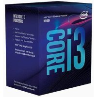 Процессор Intel Core i3 8350K BOX